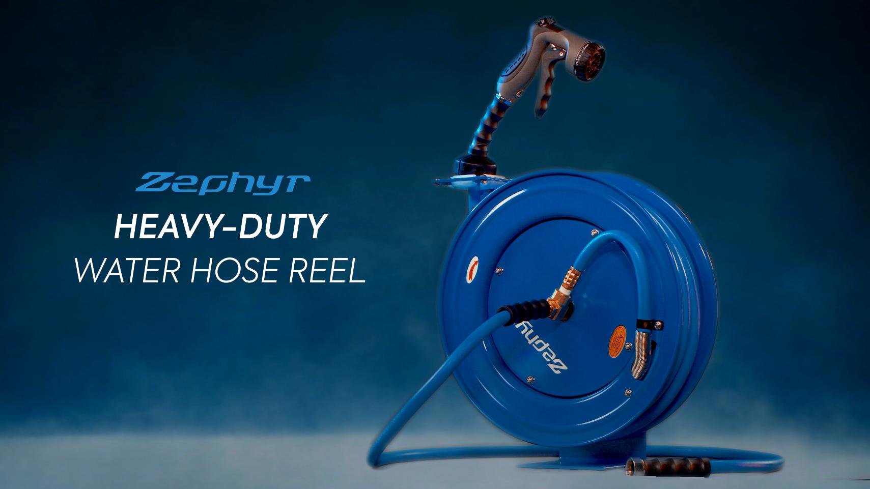 Zephyr – Water Hose Reels – Video Catalog