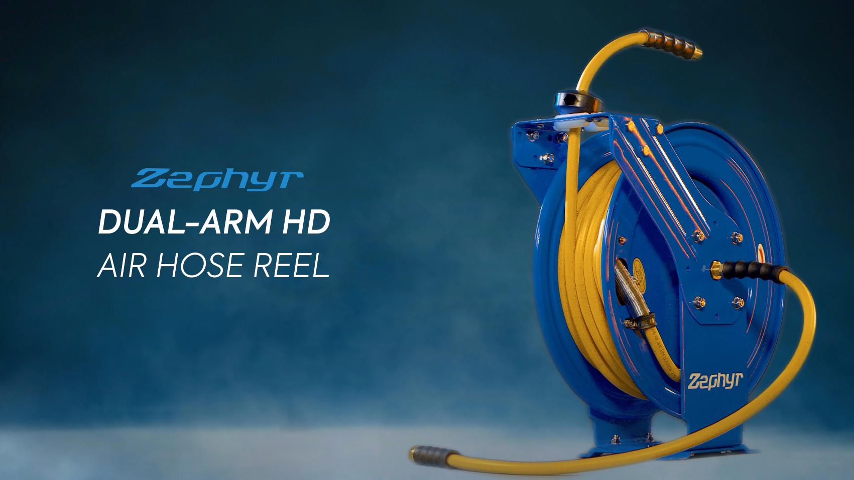 Zephyr - Air Hose Reels - Video Catalog
